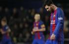 Messi không dự Gala Cầu thủ hay nhất 2016 của FIFA