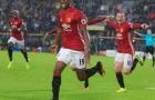 Mourinho thách Rashford đuổi kịp Rooney