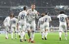 Sau vòng 17 La Liga: Barca sẩy chân; Real độc bước