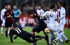 Top đầu Serie A 'trầy da tróc vẩy' trong ngày đầu năm
