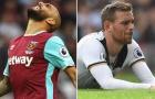 10 tiền đạo tồi nhất Premier League mùa này: Bó tay với số 1