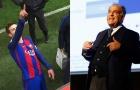 Chủ tịch La Liga 'xuống nước' với Pique và Barca