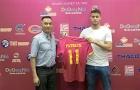 Điểm tin bóng đá Việt Nam tối 10/1: Sài Gòn FC chiêu mộ cựu sao U23 Brazil