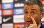 Luis Enrique 100% ủng hộ học trò bỏ lễ trao giải của FIFA
