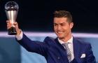 Những cái tên đã được Ronaldo bình chọn là 'Cầu thủ của năm'