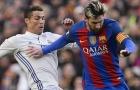 Tiết lộ: Thêm một lần Messi, Ronaldo 'cạch mặt nhau'