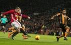 Chùm ảnh: Hull City thất thủ hai bàn không gỡ trước Quỷ đỏ