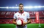 Chùm ảnh: Stevan Jovetic CHÍNH THỨC ra mắt Sevilla