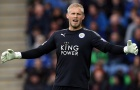 Phản xạ xuất thần của Kasper Schmeichel (Leicester City)