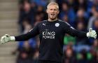 Phản xạ xuất thần của Kasper Schmeichel (Leicester City)