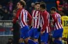 Rượt đuổi kịch tính, Atletico hút chết trên Vicente Calderon
