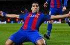 Barca đại thắng, Suarez lẫn MSN đạt cột mốc khủng