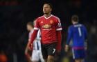 Depay và những 'số 7' thất bại của Man Utd