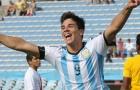 Những tài năng trẻ rực sáng Nam Mỹ