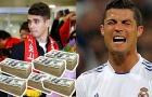 Top 10 cầu thủ lương cao nhất thế giới, Ronaldo, Messi chỉ là muỗi