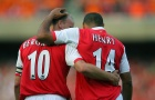 Song sát huyền thoại: Thierry Henry & Dennis Bergkamp