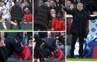 Đã rõ lý do Jose Mourinho sa thải các cậu bé nhặt bóng ở Old Trafford