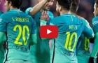 Eibar 0 - 4 Barcelona (vòng 19 La Liga)