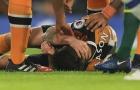 Sao Hull City suýt mất mạng vì nứt sọ trong trận gặp Chelsea