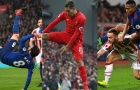 20 khoảnh khắc ấn tượng nhất vòng 22 Premier League