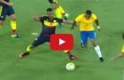 Brazil 1 - 0 Colombia (giao hữu quốc tế)