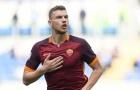 Dzeko thừa nhận đã được Juventus liên hệ