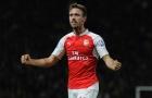 Nacho Monreal: 'Máy chạy' cực bền bỉ của Arsenal