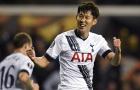 10 bàn thắng hay nhất của Son Heung Min