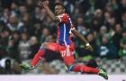 David Alaba, 'cơn lốc' bên cánh trái Bayern Munich