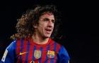 Siêu trung vệ Carles Puyol