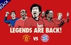 Ngày về Old Trafford của Park Ji Sung