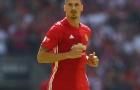 Thống kê: Ibrahimovic là người bị 'gài bẫy' nhiều nhất Ngoại hạng Anh
