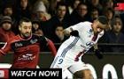 Màn trình diễn của Memphis Depay vs Guingamp