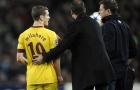 Xem lại màn trình diễn đỉnh cao của Wilshere vs Barcelona (02/2011)