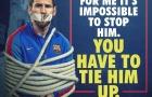 Muốn chặn Messi, chỉ có cách này