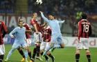 Tổng hợp Lazio 1-1 AC Milan (Vòng 24 Serie A)