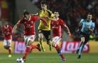 Benfica 1-0 Dortmund (Vòng 16 đội Champions League)