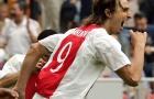 Góc siêu phẩm: Ibrahimovic đã khiến đối thủ làm nền tốt như thế nào?