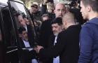 Maradona bị tình nghi đánh đập bồ 9X