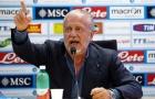 Chủ tịch Napoli sôi máu vì nguyên nhân thất bại trước Real