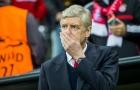 Chua chát Arsenal: Về vườn thôi, 'giáo sư' Wenger!