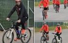 Thầy trò Jurgen Klopp rủ nhau đạp xe trong chuyến tập huấn ở Tây Ban Nha