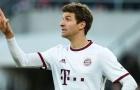 TIẾT LỘ: Man Utd chi 100 triệu euro, hỏi mua Thomas Muller