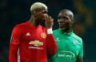 Anh em Pogba bất ngờ hứng 'gạch đá' từ huyền thoại Man Utd