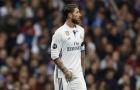 Ramos tiếp tục gặp rắc rối với chấn thương