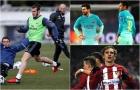 Trước vòng 23 La Liga: Real chào đón Gareth Bale, Barca liệu có vượt qua cơn khủng hoảng?
