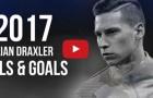 Màn trình diễn của Julian Draxler trong màu áo PSG