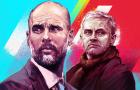 5 đặc tính làm nên sự khác biệt giữa Pep Guardiola và Jose Mourinho