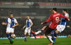 Thi đấu cầm chừng, Quỷ đỏ suýt phải trả giá trước Blackburn