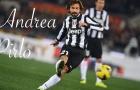 Những pha bóng 'hiếm thấy khó tìm' của Andrea Pirlo